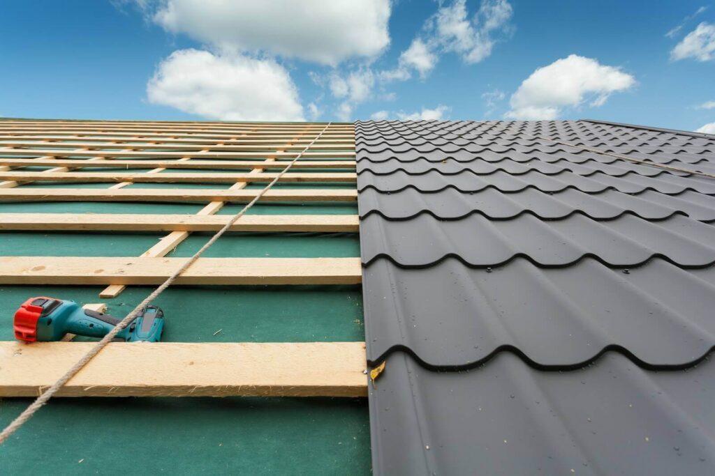 Re-Roofing (Retrofitting) Metal Roofs-Pompano Beach Metal Roofing Installation & Repair Team